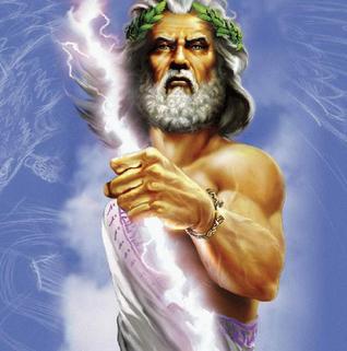 jupiter the king of the roman gods
